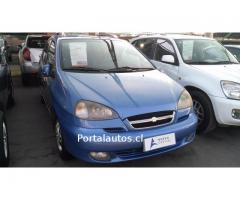 Credito Chevrolet Vivant 2008 Full