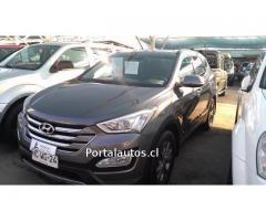 Credito Hyundai Santa Fe 2015 Diésel