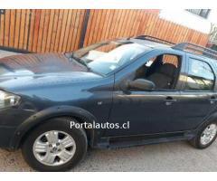 Fiat palio weekend 1.8 años 2007