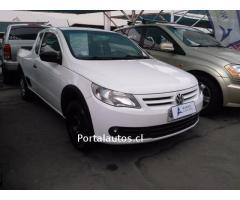 Credito Volkswagen Saveiro 2014