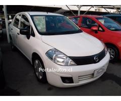Credito Nissan Tiida 2016 Full
