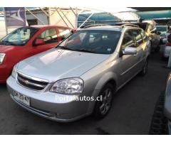Credito Chevrolet Optra 2012 SW Limited