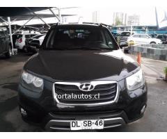 Credito Hyundai San Fe 2012. 3 corridas