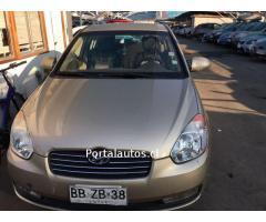 Hyundai Accent 2009 Full, Cotice Crédito
