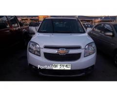 Credito Chevrolet Orlando 2014 Full Diesel 3 Corridas