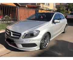 MERCEDES BENZ A200 BLUEEFFICIENCY MT