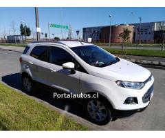 Vendo Ford Ecosport Titanimun 2.0