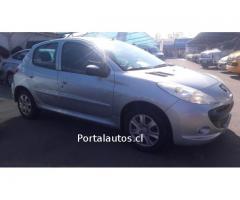 Peugeot 207 2012 full.1.4 cc