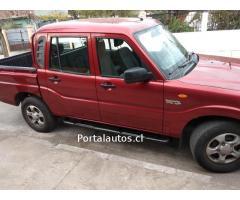 Mahindra Pick Up 2.2 diésel 2012