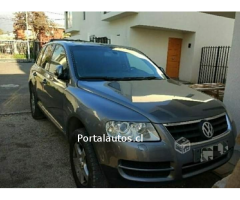 Volkswagen Touareg impecable