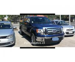 ford F150 DOBLE CABINA, 2013