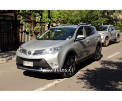 Toyota Rav4 Limited, Automático año 2015, Excelente estado