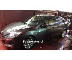 Mazda 3 Sedan Año 2013