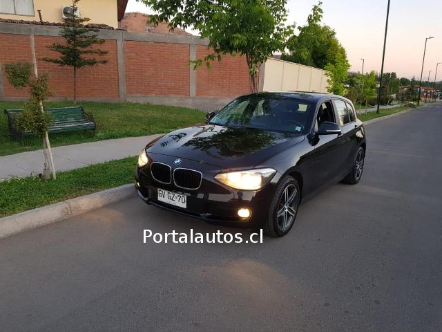 BMW 114I versión Bussiness 2014, 72.000 km