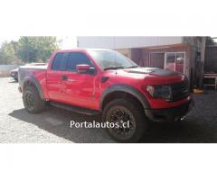 Ford Raptor 2013 impecable