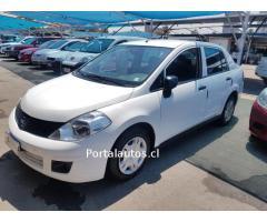 Autoscredito.cl Nissan Tiida 2011 Full crédito sin pie