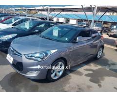 Hyundai Veloster 2012 autoscredito.cl con o sin pie