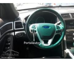 Ford explorer 2214, 3.5 xlt automática