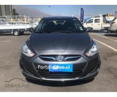Hyundai Accent 2012 Full Automático