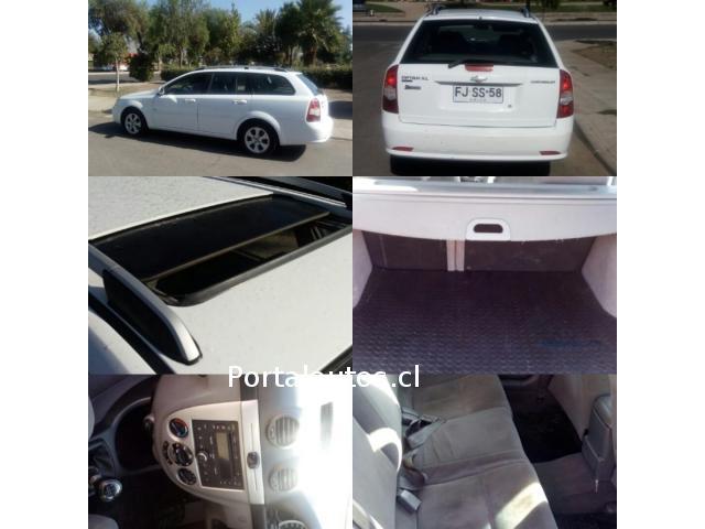 Chevrolet optra 2014