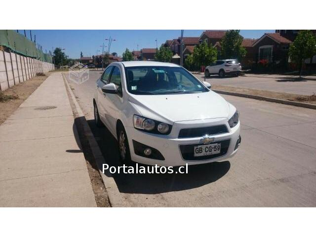 Chevrolet Sonic II Sedan