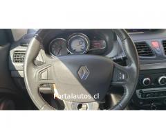 Renault fluence 1.6 2015