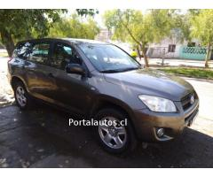 vendo Toyota Rav4 2012 impecable