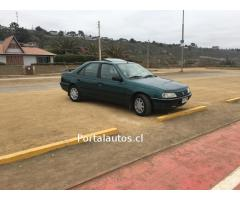 Peugeot 405SLI