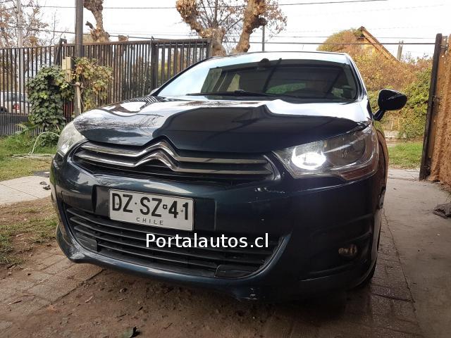 Citroen C4 Diesel 2012