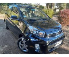 kia morning 1.2. automatico