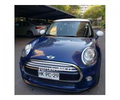 MINI COOPER F56 Salt 2015 1.5 AT