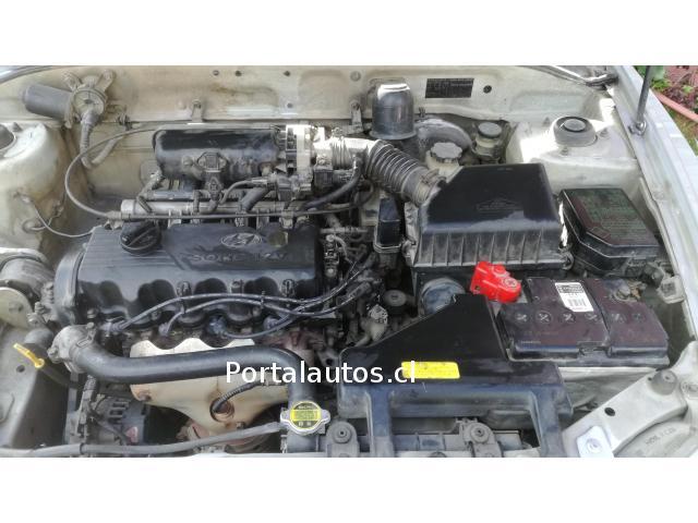 Venta Hyundai Accent 2002