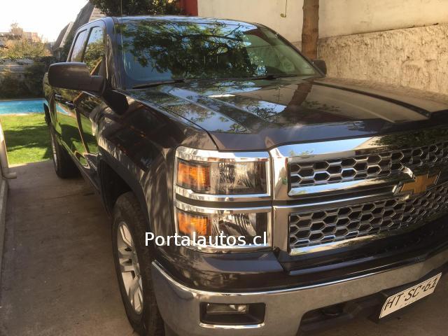 Oportunidad Chevrolet Silverado 4x4 Unico Dueño