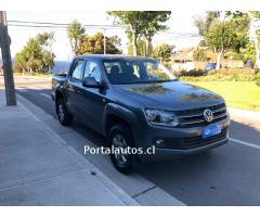 Volkswagen Amarok Trendline TDI 4x4
