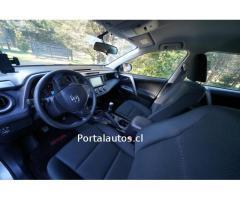 Toyota RAV Lujo 2.0 4x4 2019