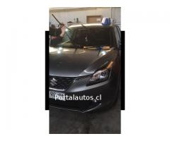 Suzuki New Baleno 2018