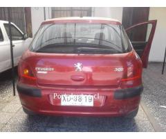 Liquido Peugeot 307 año 2004