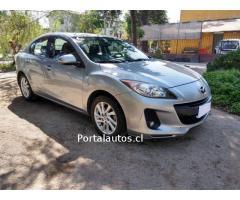 Mazda 3 SRF