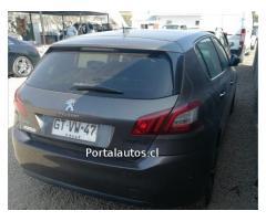 Peugeot 308 Full mecánico Diésel Techo