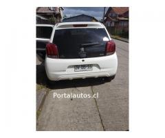 Peugeot 108 allure 1.2