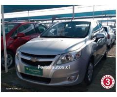 Chevrolet Sail con credito