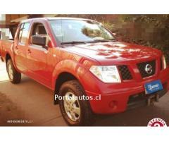 Nissan navara con credito 2013 Diesel Crédito