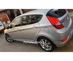 Hyundai accent 2017 full impecable - conversable