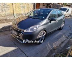 Peugeot 208 1.4 HDI 68 HP Allure Pack