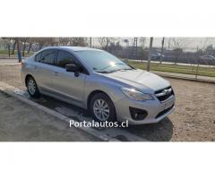 Subaru Impreza 2013 1.6cc mecanico full