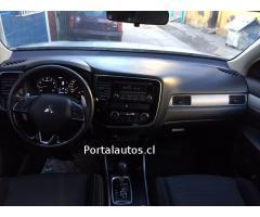 2018 Mitsubishi Outlander 4x4 Automatica