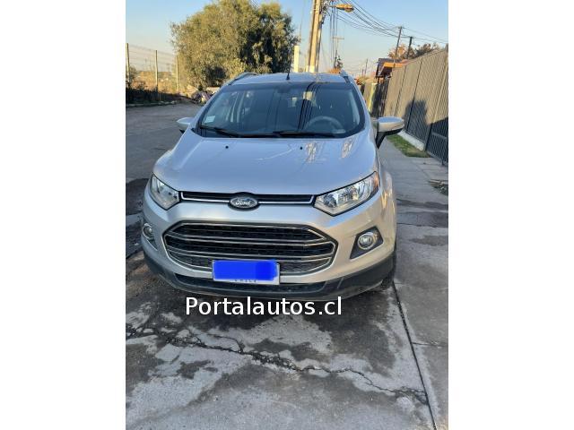 Ford ecosport titaniun