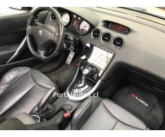 Peugeot 308cc 1.6 THP AT