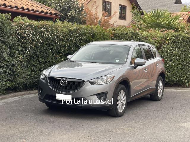 Mazda cx5 año 2015