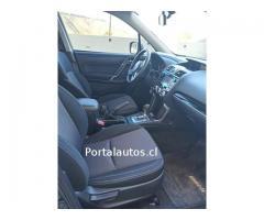 VENDO EXCELENTE SUV.SUBARU FORESTER AUTOMATICO 2017